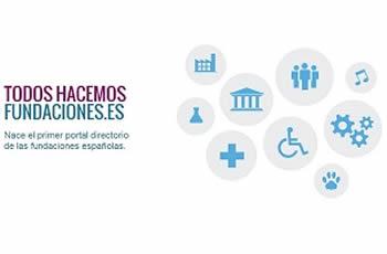 Visita fundaciones.es: el primer portal de las fundaciones españolas
