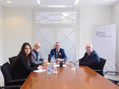 La AEF y el Gobierno valenciano firmarán un convenio en materia de transparencia