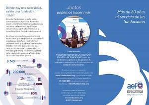 Programa Asociación Española de Fundaciones