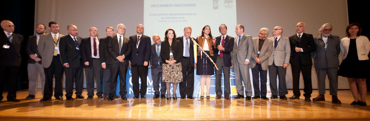 Iberoamérica 3.0: Juventud y sociedad civil.