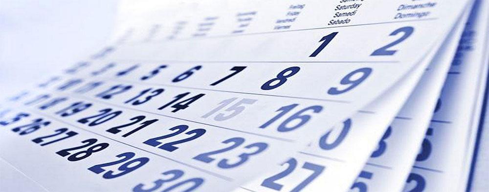 ¿Qué obligaciones tiene la fundación durante el mes de julio?