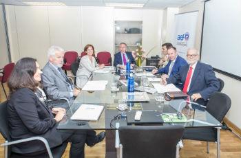 Acuerdos del comité ejecutivo de la AEF: calendario de reuniones