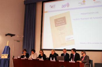 Presentamos en Valencia el Nuevo Tratado de Fundaciones