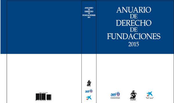 Anuario de Derecho de Fundaciones 2015
