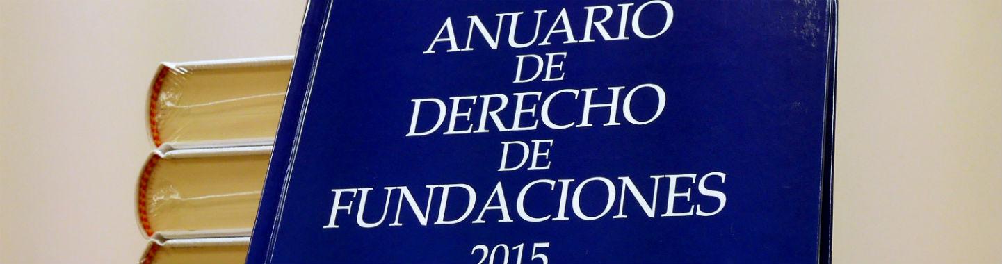 Anuario de Fundaciones 2015