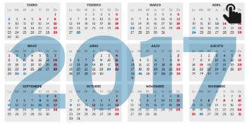 Calendario 2017 obligaciones de las fundaciones