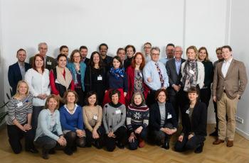 Nuevos trabajos de la red europea de fundaciones DAFNE