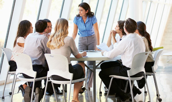 Sesión informativa. Las mujeres en el gobierno y dirección de las fundaciones