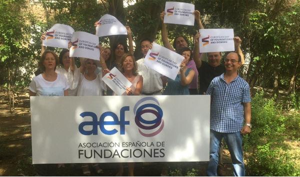 Nos preparamos para el Día europeo de fundaciones y donantes