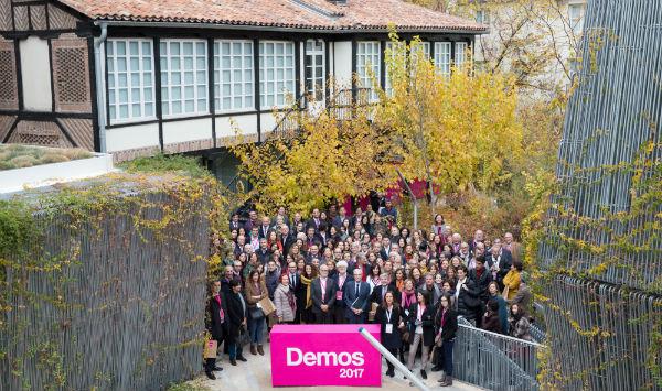 #ForoDemos impulsa un nuevo rumbo para el sector fundacional: networking y profesionalidad