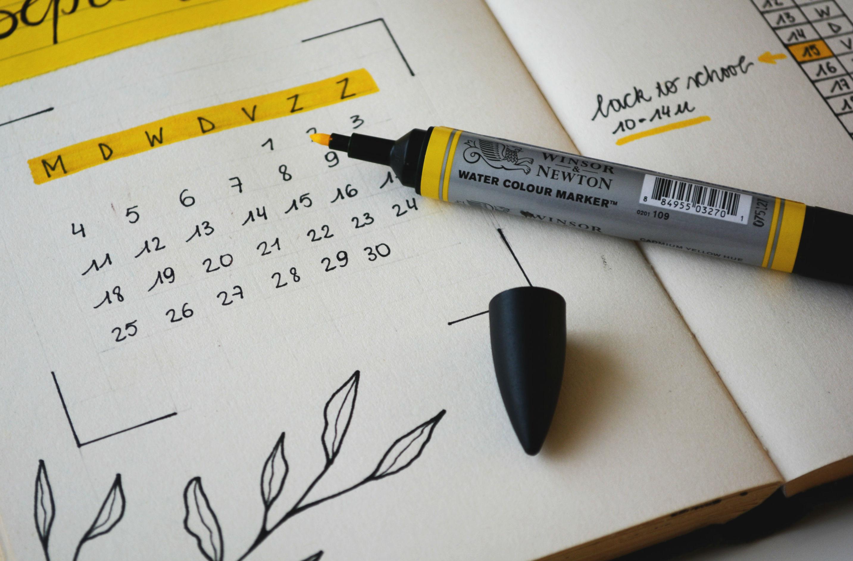 Planifica tu año con todas la obligaciones para 2018