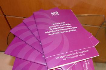 Clausulas sociales, laborales y medioambientales en la contratación pública