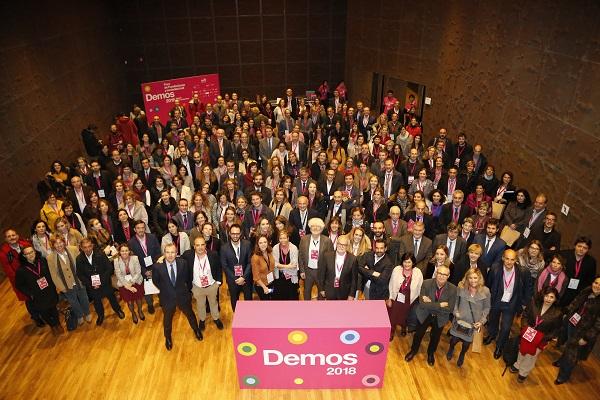 Demos 2018: El optimismo es nuestra mejor salida