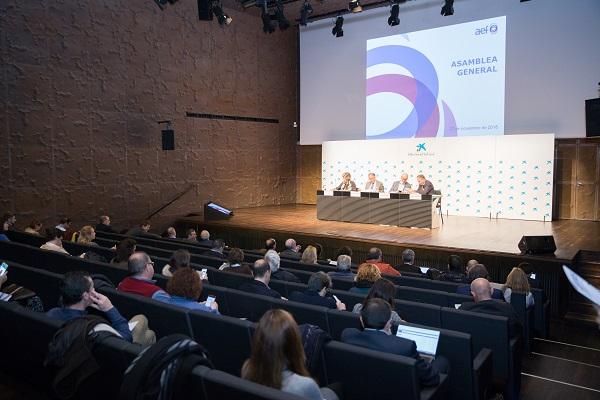 Acuerdos de la Asamblea General de la AEF