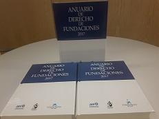 No te quedes sin el Anuario de Derecho de Fundaciones