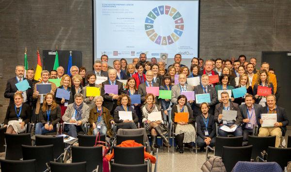 Más de setenta fundaciones de España y Portugal se reúnen en Mérida para hablar sobre los objetivos de desarrollo sostenible