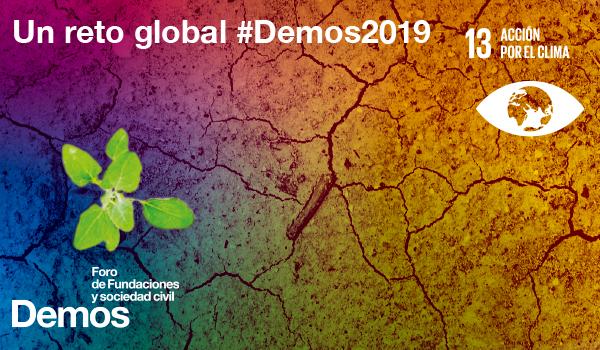 #Demos2019 arrancará con la Cumbre del Clima