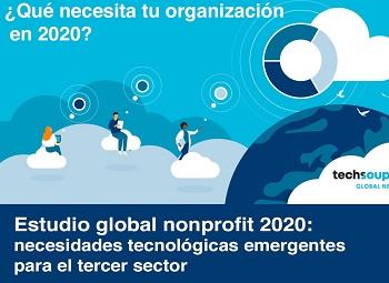 Estudio global non profit: necesidades tecnológicas para el tercer sector