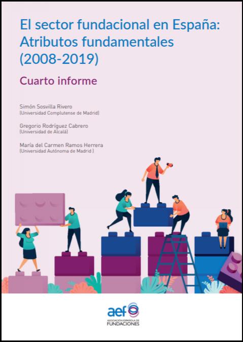 El sector fundacional en España: Atributos fundamentales (2008-2019)