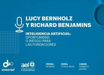 Inteligencia artificial: oportunidad o riesgo para las fundaciones